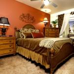 Bedroom model apt